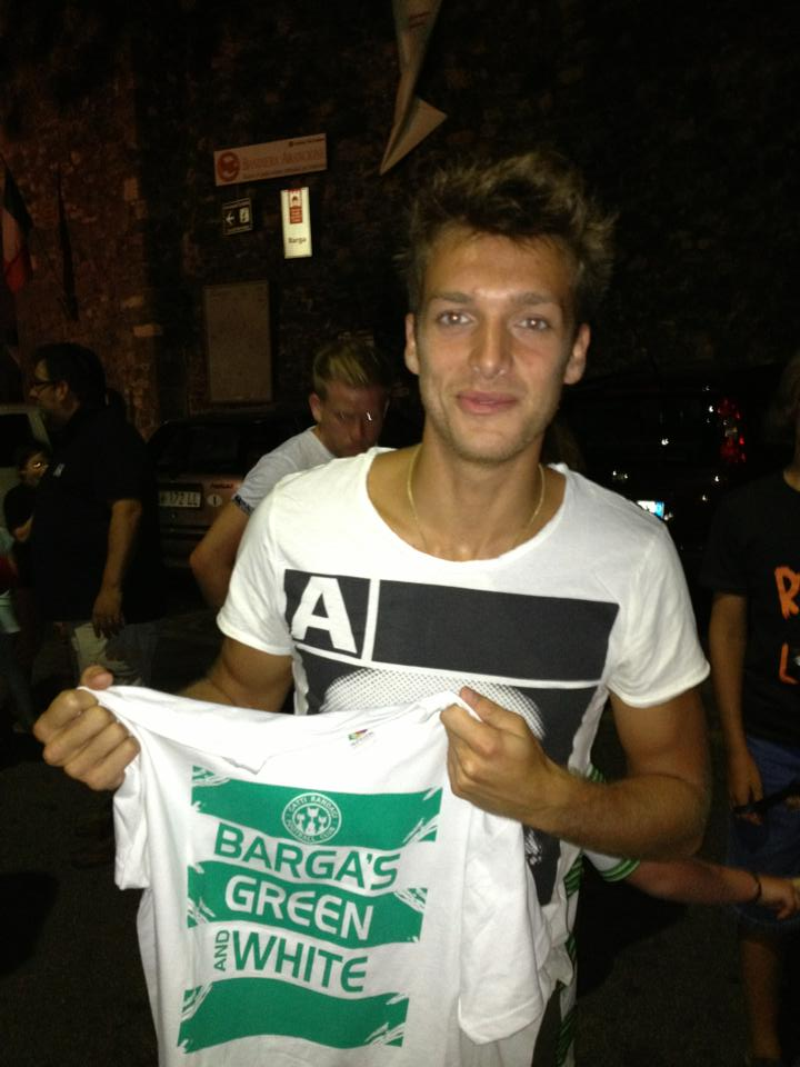 Paolo Nutini Green And White